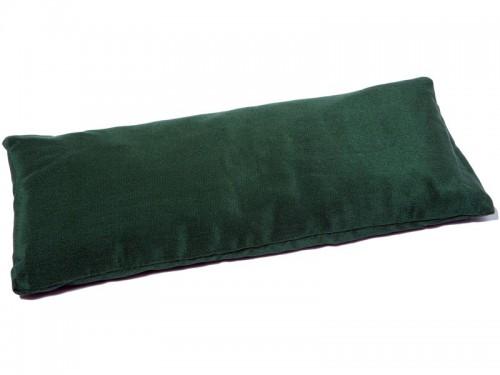 Coussinet pour les yeux - Soie naturel & Lin bio Vert