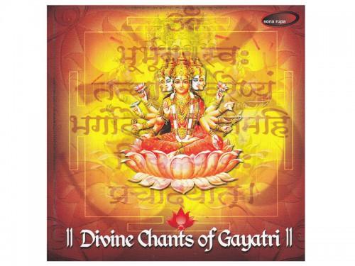 Divine Chants of Gayatri -CD
