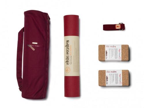 Kit Extra Mat 4.5mm de couleur Bordeaux