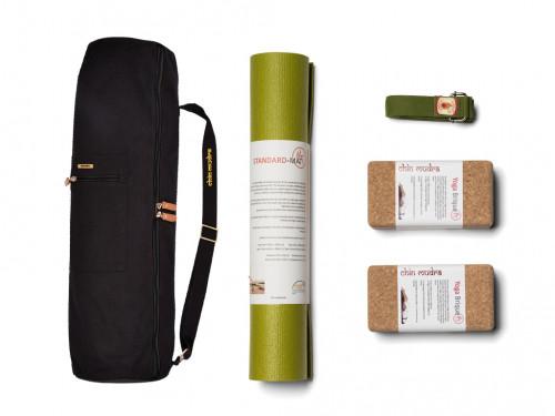 Kit Standard Mat 3mm Couleur Vert Citron