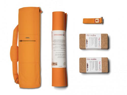 Kit Standard Mat 3mm Couleur Orange Safran