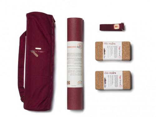 Kit Standard Mat 4.5mm Couleur Bordeaux