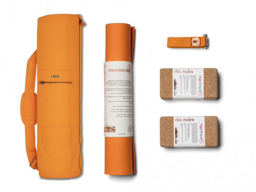 Kit Standard Mat 4.5mm Couleur Orange Safran