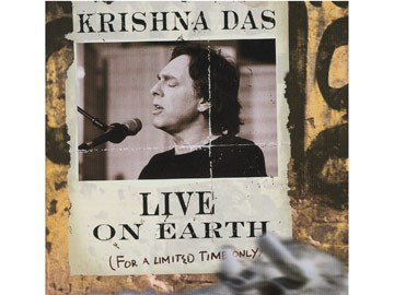 Live on Earth -  Double CD - Krishna Das -CD