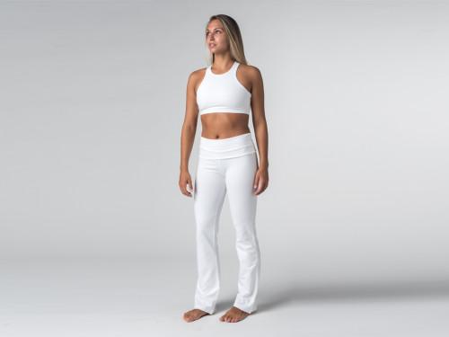 Pantalon de yoga Jazz  - 95% coton Bio et 5% Lycra Chin Mudra