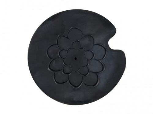 Article de Yoga Porte Encens Lotus Ø 10 cm