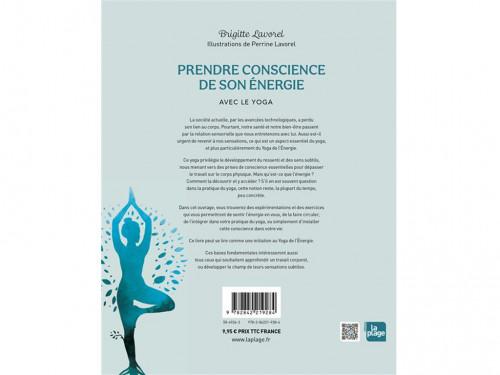 Article de Yoga Prendre Conscience de son Energie - avec le Yoga Brigitte Lavorel