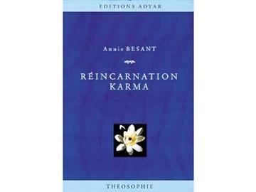 Réincarnation karma Annie Besant