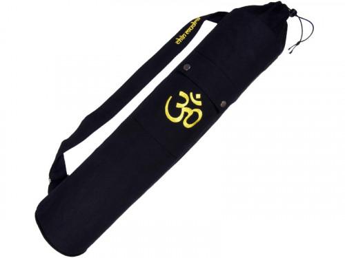 Sac à tapis de yoga 100% Coton Bio 71cm x 15cm Chin Mudra