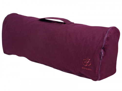 Sac à tapis de yoga Chic et Cool 100% Coton Bio 70cm x 17cm Chin Mudra