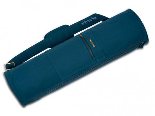 Sac à tapis de yoga Large-Bag 72cm X 22cm Bleu