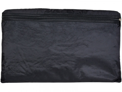 Article de Yoga Sac de transport pour Futon de massage 108cm Noir
