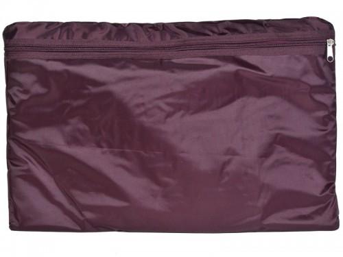 Article de Yoga Sac de transport pour Futon de massage 108cm Prune