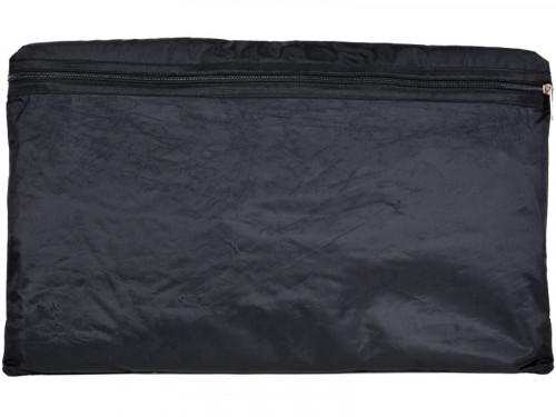 Article de Yoga Sac de transport pour Futon de massage 168cm Noir