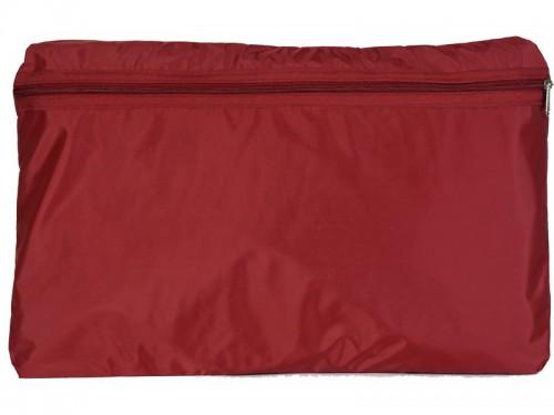 Article de Yoga Sac de transport pour Futon de massage 168cm Bordeaux