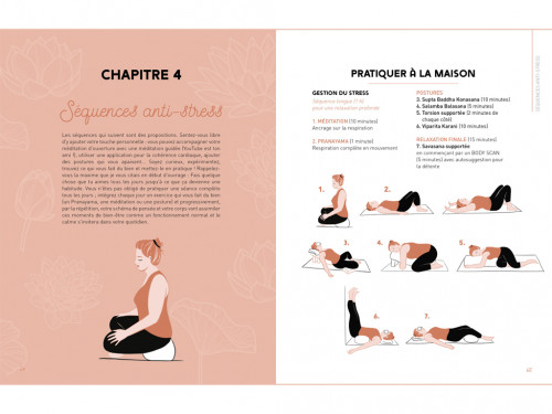 Article de Yoga Soulager le stress Elsa Skotnicki