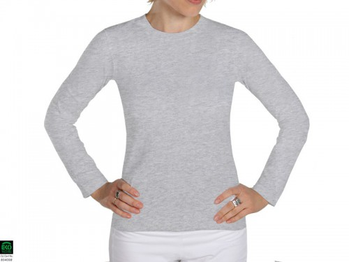 T-shirt manches Longues 100% Bio Chin Mudra