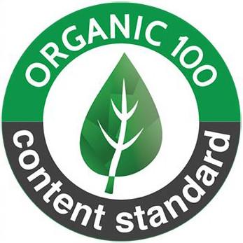 T-Shirt TARA M/C Col Large 100% Bio