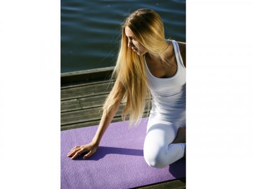 Article de Yoga Tapis de voyage Extra-Mat - 180cm/220cm x 60cm x 2.8mm Améthyste