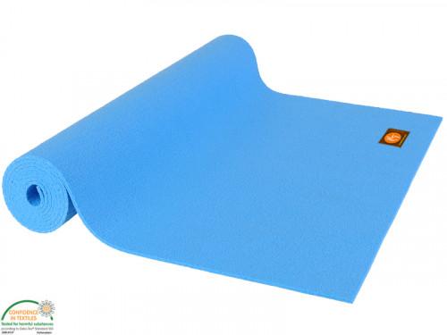 Tapis de voyage Extra-Mat Enfant - 150cm x 60cm x 2.8mm Bleu Ciel