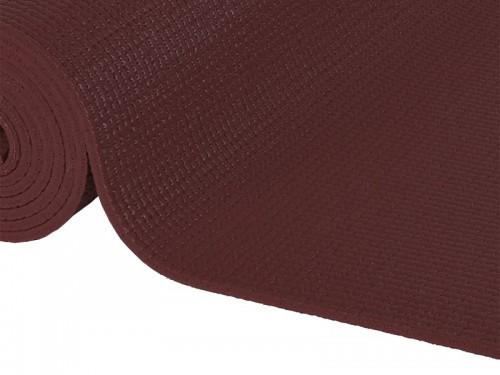 Article de Yoga Tapis de yoga Confort Non toxiques - 183cm x 61cm x 6mm Chocolat