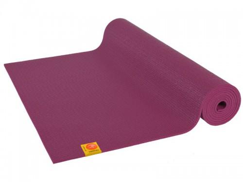 Tapis de yoga Confort Non toxiques - 183cm x 61cm x 6mm Chin Mudra