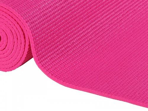 Article de Yoga Tapis de yoga Confort Non toxiques - 183cm x 61cm x 6mm Rose Indien