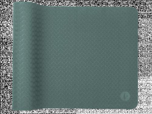 Tapis de Yoga Eco-Terre 183 cm X 60 cm x 6 mm Vert