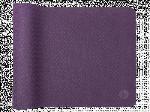 Tapis de Yoga Eco-Terre  183 cm X 60 cm x 6 mm Violet