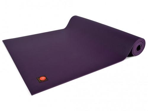 Article de Yoga Tapis de yoga Excellence Mat 100% Latex - 4,5mm Prune
