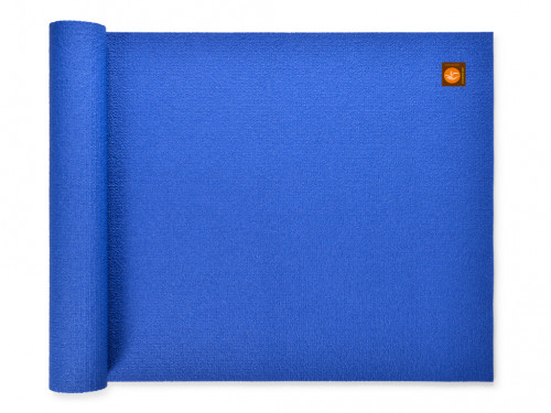 Tapis de yoga Extra-Mat - 185cm/220cm x 60 cm x 4.5mm Bleu marine
