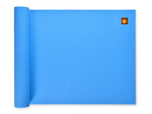 Tapis de yoga Extra-Mat - 185cm/220cm x 60cm x 4.5mm Bleu ciel