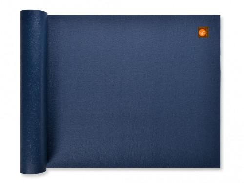 Tapis de yoga Large-Mat 183cm/220cmx80cmx4.5mm Bleu Marine
