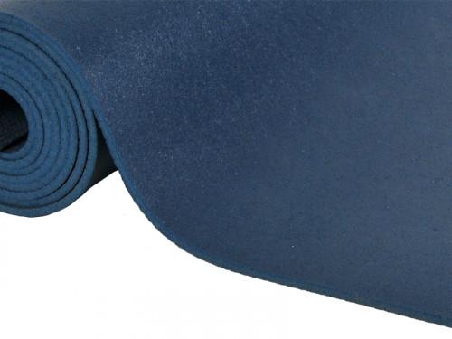 Article de Yoga Tapis de yoga Large-Mat 183cm/220cmx80cmx4.5mm Bleu Marine