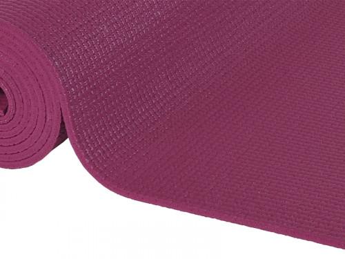 Article de Yoga Tapis de yoga Non toxiques - 183cm x 61cm x 4.5mm Prune