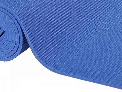 Article de Yoga Tapis de yoga Non toxiques - 183cm x 61cm x 4.5mm Bleu