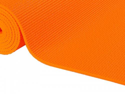 Article de Yoga Tapis de yoga Non toxiques - 183cm x 61cm x 4.5mm Orange Safran