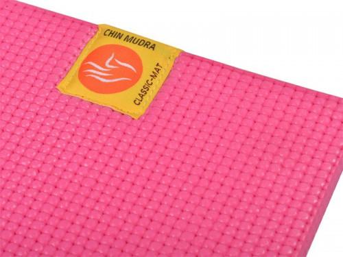 Article de Yoga Tapis de yoga Non toxiques - 183cm x 61cm x 4.5mm Rose indien