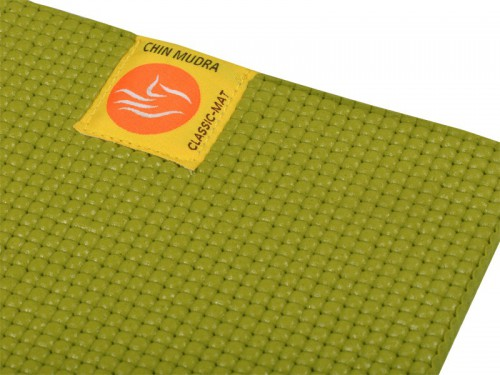 Article de Yoga Tapis de yoga Non toxiques - 183cm x 61cm x 4.5mm Vert