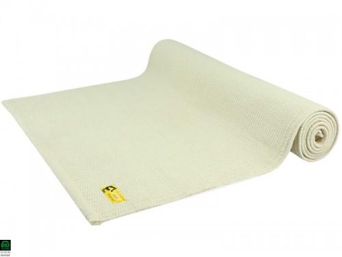 Tapis de yoga Taj 100% coton Bio - 2 m x 66 cm x 5mm Chin Mudra