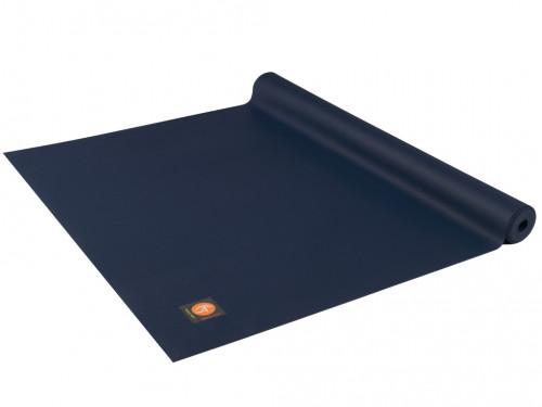 Article de Yoga Tapis de yoga Travel-Mat - Bleu 185 cm x 65 cm x 1,3 mm