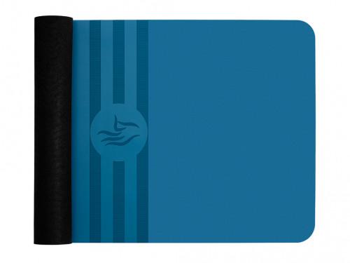 Tapis de yoga Tripundra Mat - Blue Chin Mudra