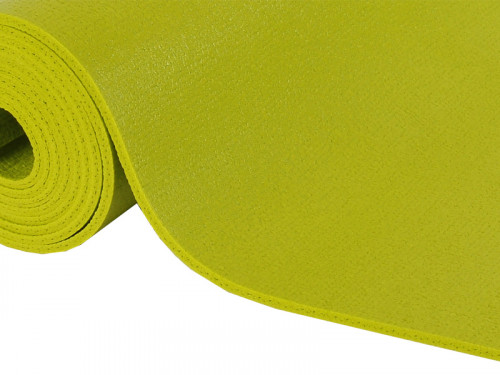Article de Yoga Tapis Standard-Mat 183cm/220cm x 60cm x 3mm Citron Vert