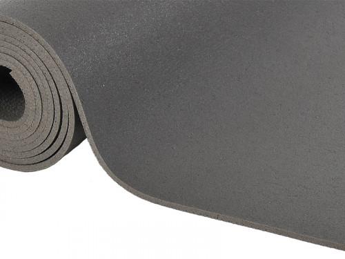 Article de Yoga Tapis Standard-Mat 183cm/220cm x 60cm x 4.5mm Gris