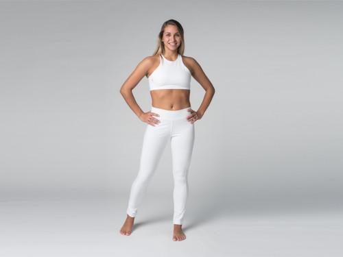 Yoga Legging 95% coton Bio et 5% Lycra Chin Mudra