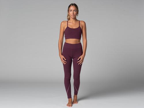 Yoga Legging Sport - Bio Prune