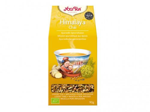 Yogi Tea Himalaya (l'harmonie, la détente et la sérénité) 90gr