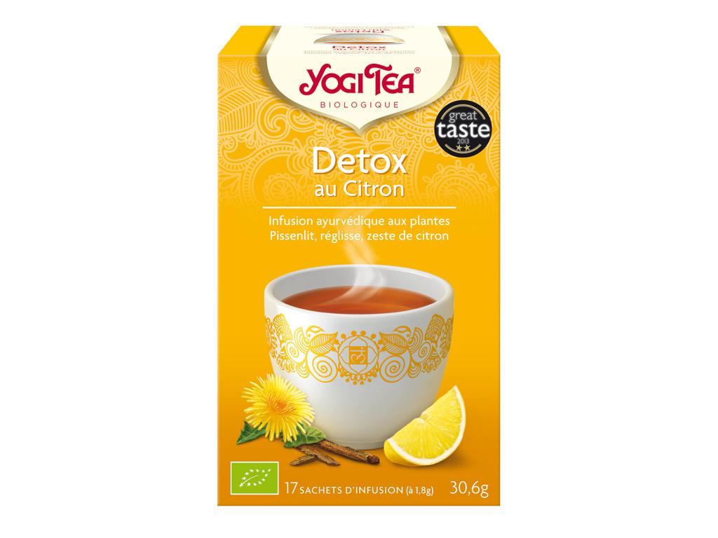 Tisane Ayurvédique Detox au Citron 30gr