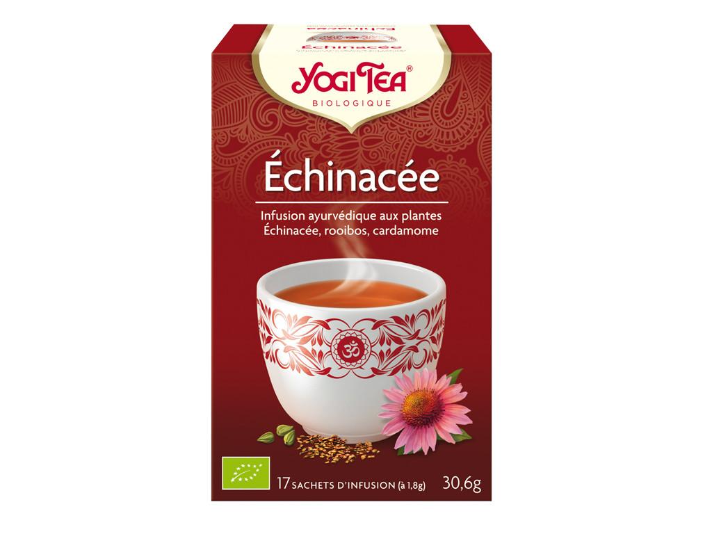 Tisane Ayurvédique Echinacea 100% Bio 30gr