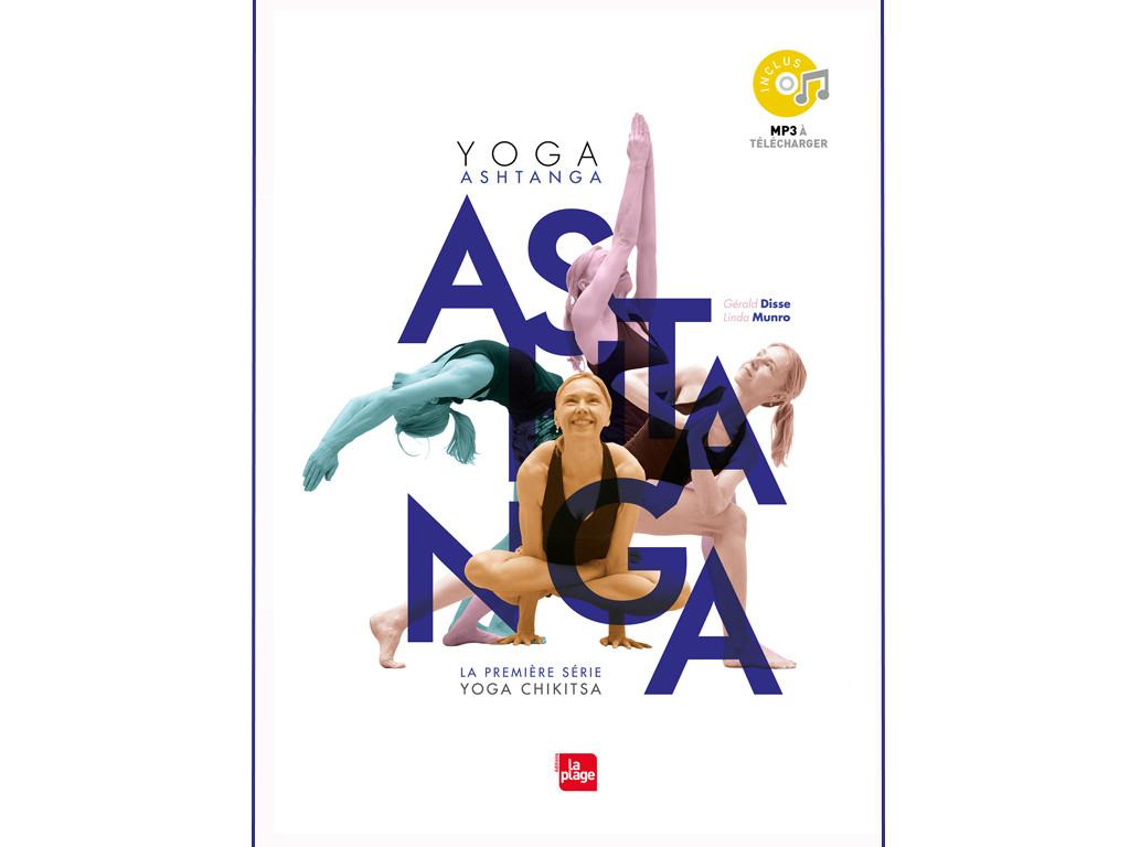 Yoga Ashtanga Gérald Disse - Linda Munro